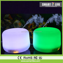 Super quality antique humidifier aroma diffuser led humidifier