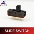 2P3T slide switch for audio equipment SS-23F02