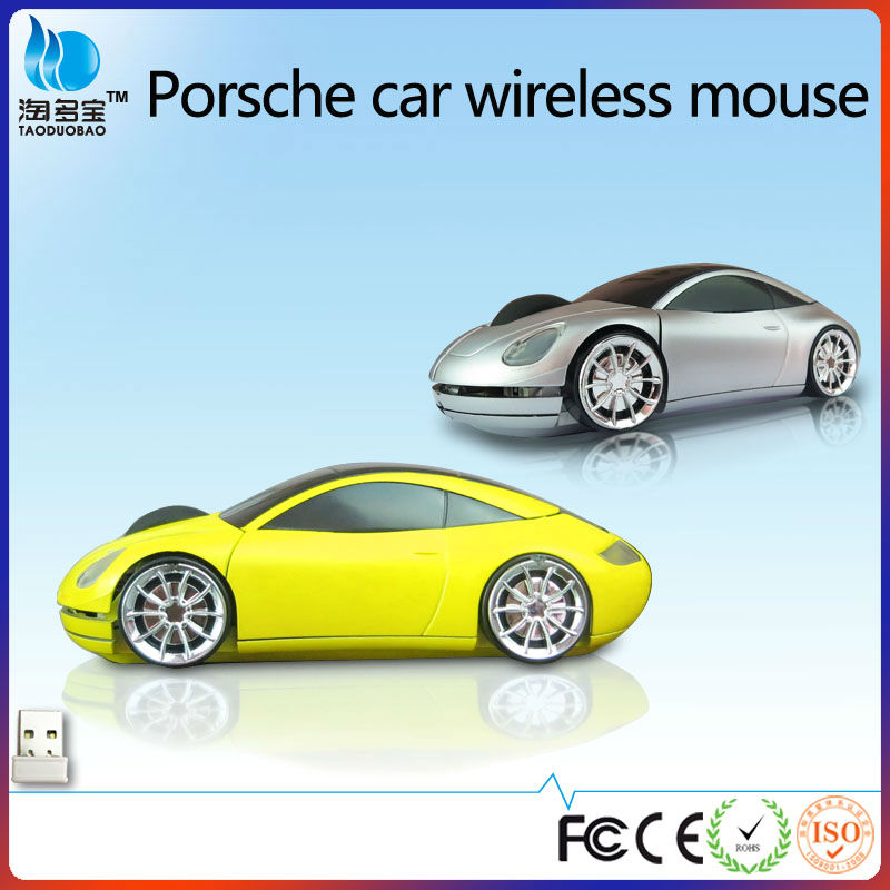 Wireless 2.4G Classic Car Mouse Wireless drivers usb optical mouse