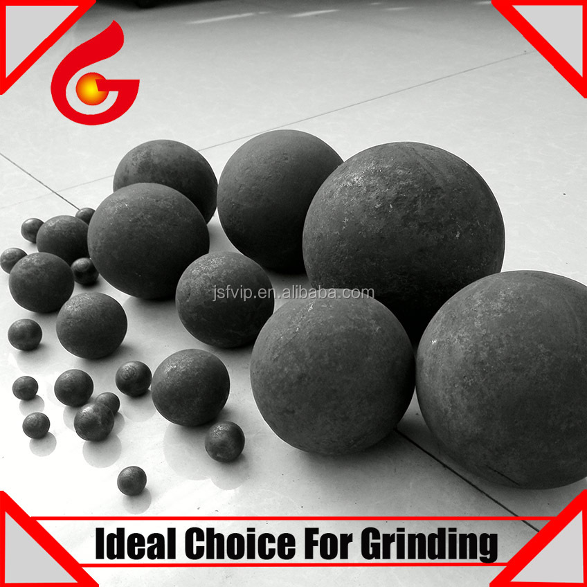 Selling Well 4 Inch Forged Steel Grinding Balls For Mine and Cement Plant for Grinding