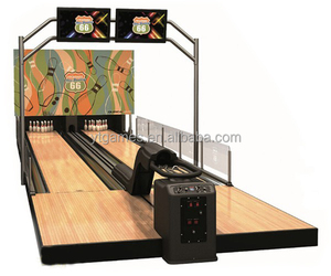 New bowling arcade game machine indoor bowling game machine popular bowling machine