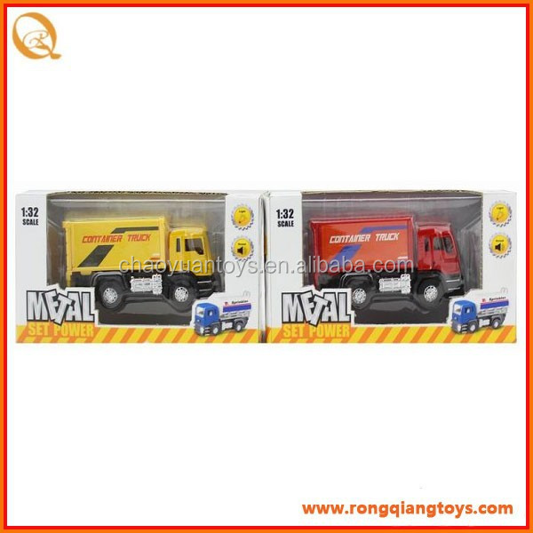Alibaba new product diecast mini truck w/L&<strong>M</strong> <strong>1</strong>:32 PB8951035-D