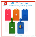 pvc cheap blank luggage tag for promotion