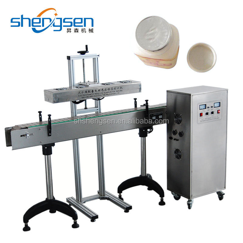 Factory direct sale Induction nylon sealing and cutting machine