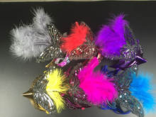 2016 Factory Direct Sale New Feather Mask,Masquerade Masks For Halloween,Venetian Mask For Sale From China