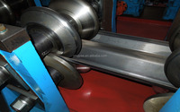 Welcomed in Mexico/ Highway guardrail roll forming machine/ highway guardrail machine for sale
