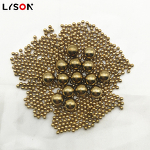 Factory wholesale 2m 2.5mm 3mm H62 Solid Brass Ball with high quality