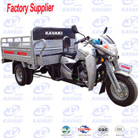 2014 New Design hot sales 150cc 200cc Water cooled lifan Cargo tricycle Guangzhou Factory direct sales