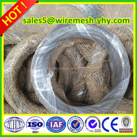 18 gauge black annealed iron wire with oil