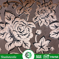 Designer fabric supplier Fabric wholesale Modern Jacquard types of sofa material fabric