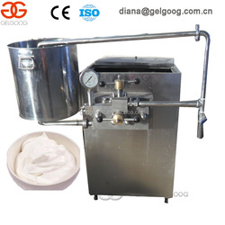 Emulsifying and Homogenizing Machine