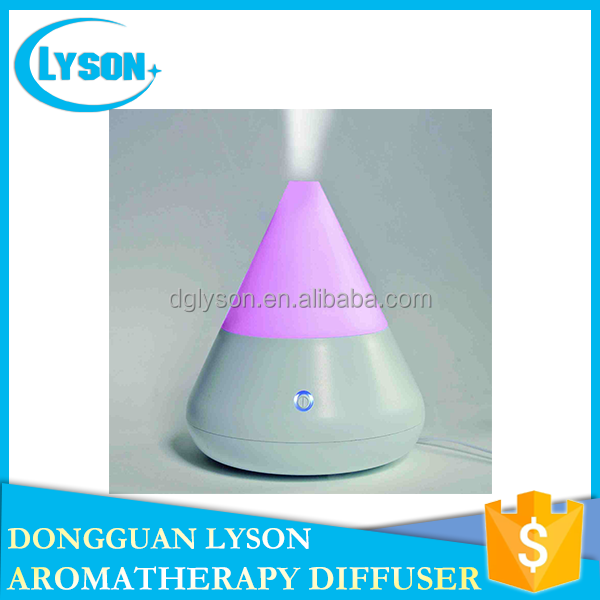 China Wholesale 6 Colors Change LED Essential Oil Ultrasmit Aroma Diffuser