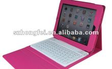 Keyboard Bluetooth Leather Case for iPad2