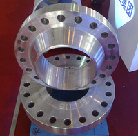 Standard ANSI B16.5 Class1500 Forging Carbon Steel Welding Neck Flange
