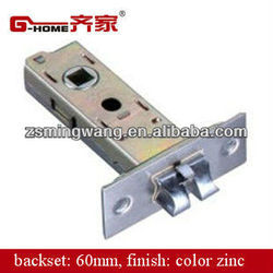 night latch door locks entrance lock latch 60mm backset