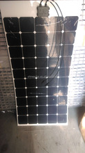 200w 250w 40v work for 36v system thin light solar panel