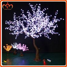 H:2.5m CE artificial cherry blossom artificial cherry blossom tree faked trees for wedding holiday light