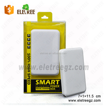 Portable Charger 22000mAh 5.8A Output 3-Port Battery Pack usb power bank with Li-polymer Battery