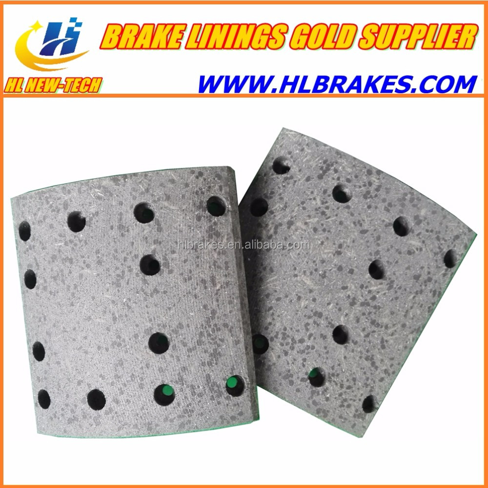 19933/ Sv42 Truck Brake Lining for Scaniaa Truck Parts