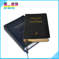 High quality latest custom bible hardcover book printing