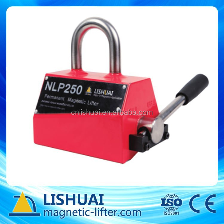 250kgf Walker lifting magnet made in Lishui Magentics