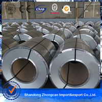Hot Rolled SPCC Galvanized Steel Coil Z275