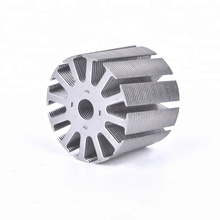 Widely used automobile motor rotor and stator core die