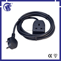 industrial equippment CEE male connector extension cord parts