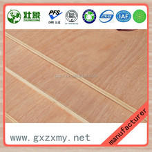 3-Ply Boards Plywood Type And Okoume Veneer Faced Plywood Board