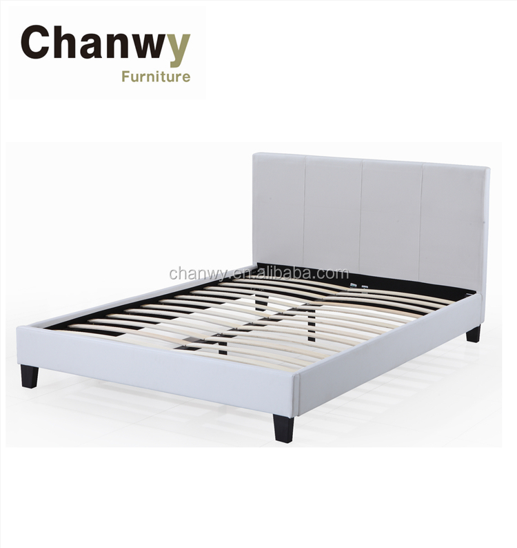 best selling faux leather prado bed with cheap price