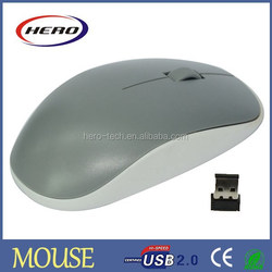 New arrival 2.4g wireless optical mouse driver wireless mouse different colors