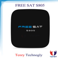 Full HD 1080P KODI 16.1 Freesat s805 Android 4.4 TV box,Amlogic S805 chip 1G/8G