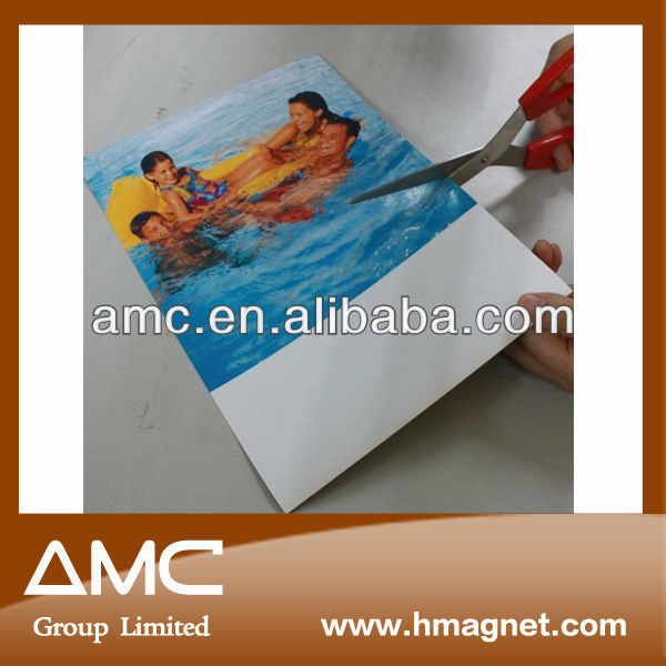 Glossy Magnetic Paper