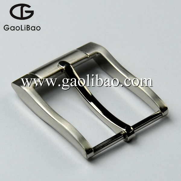 Hot sale newest design 35mm custom belt buckle zinc alloy buckles for leather belt ZK-350217