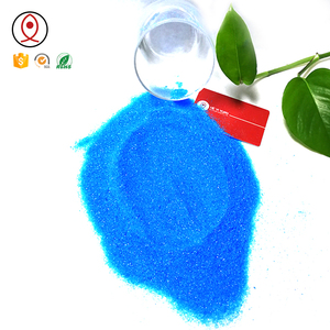 Cu:25% Agriculture Grade Copper Sulphate/ Copper Sulphate For Feed Additived/Electroplate Grade Copper Sulfate