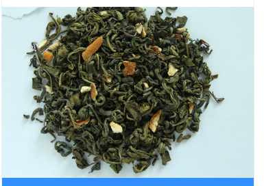 High-quality Best-price Green Tea With Fruits & Flavors