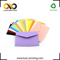 Factory price colored padded small a4 manila gift blank envelopes