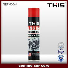 650ml Auto foam engine degreaser cleaner