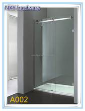 A002 slding glass door for shower room series , shower cabins ,shower enclosure