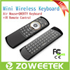 Custom Universal Smart TV Remote Control Keyboard with Air Mouse