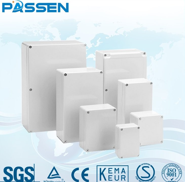 PASSEN Best selling electrical solar panel junction box ip65