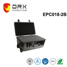 Mobile Rolling Plastic Tool Box Trolley Case Carrying Hardware