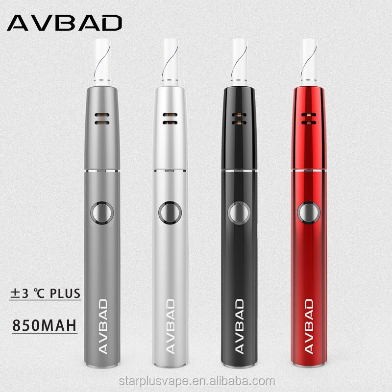 no burn heating cigarette heatstick electronic cigarette vape pen series sticker wholesale