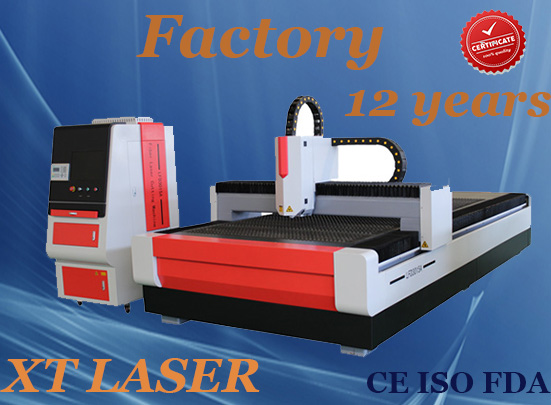 laser cutting machine for cutting 2mm silver plane with high precision cnc machine long life span
