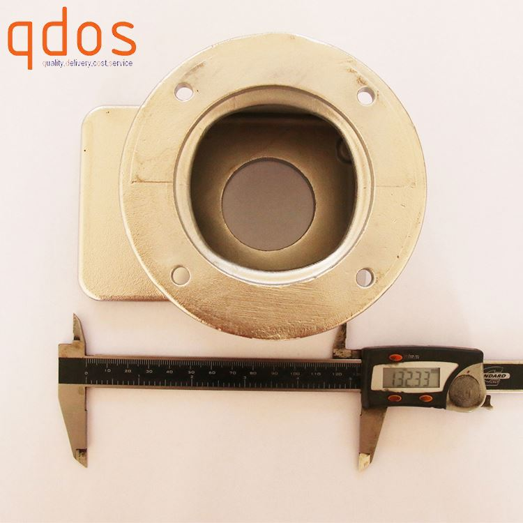 Custom made stainless steel flange price for spun pile