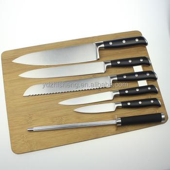 black handle kitchen knife set buy black handle kitchen benchmark 6 piece black and white kitchen knife set