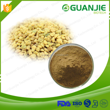 Supply high quality free sample 100% natural 4-Hydroxyisoleucine Fenugreek seed extract