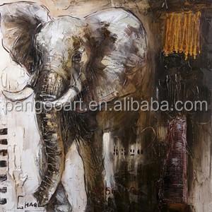brauch leinwanddrucke wandmalerei wilden tier elefant. Black Bedroom Furniture Sets. Home Design Ideas