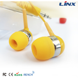 high quality fashion earphone Durl Driver earphone for mobile and mp3 music player