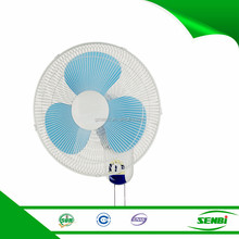 home use 3 speed control electric 16 inch plastic fan national wall fan